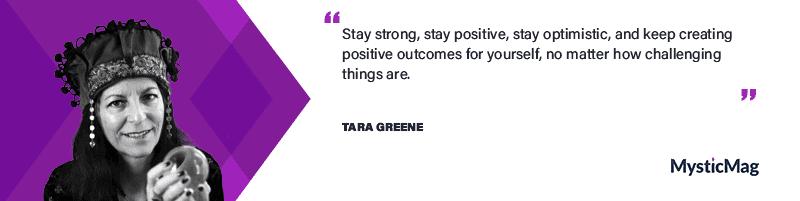 Interview with an Astrologer  - Tara Greene