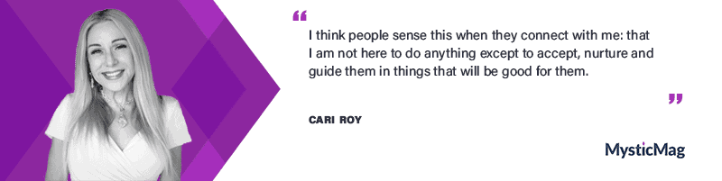 "Psychic Readings, The ""Big Five"" and New Orleans with Cari Roy"