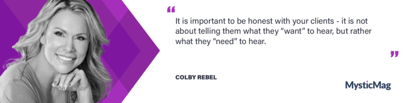Interview with a Psychic Medium - Colby Rebel