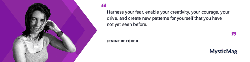 Interview with a Psychic - Jenine Beecher