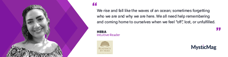 Tales of an Intuitive Reader; Come Home to Yourself!
