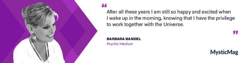 Navigating Through Life's Challenges With Psychic Medium, Barbara Bandel