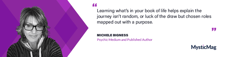 Psychic Guidance with Michele Bigness