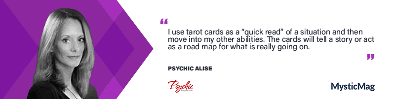 Insights In Psychic Readings With Psychic Alise